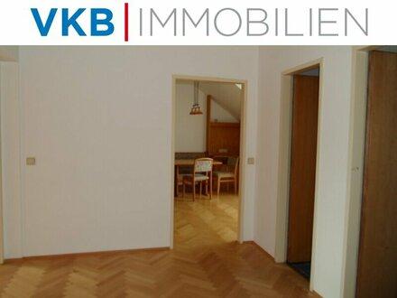Zentrum Bad Schallerbach: Penthouse-Dachgeschoßwohnung mit 2 Loggien jetzt zu vermieten!