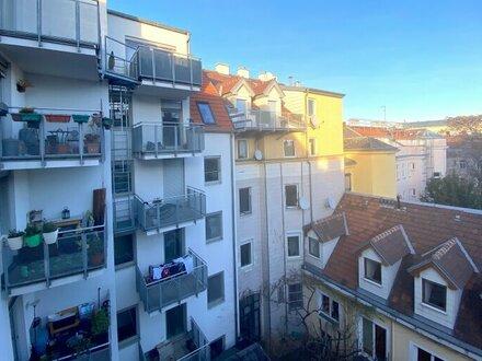 Exklusive 3-Zimmer-Dachgeschosswohnung mit zwei Terrassen in Hernals!