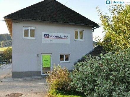 ehemaliger Friseursalon steht zur Vermietung, kann auch als Büro, Therapieraum verwendet werden