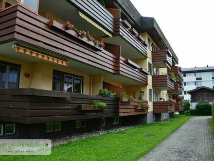 Willkommen in Kuchl! Schicke 2-Zimmer-Wohnung + Loggia