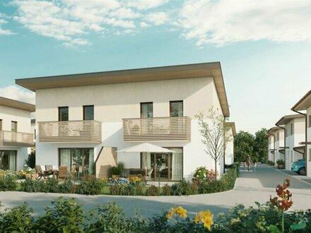 NEU! 106m² Doppelhaus in Jeging, Nähe Salzburg/Mattsee!