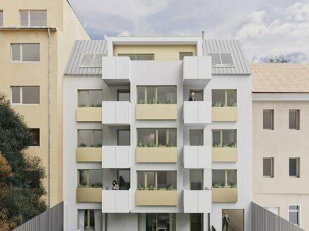 ++NEU++ Ideal für Anleger: 2-Zimmer NEUBAU-ERSTBEZUG mit Balkon in toller Lage!