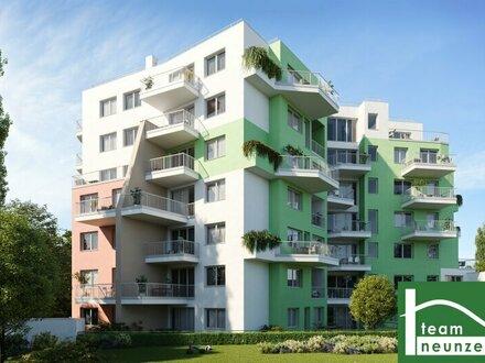 FLAIR CITY LIVING! Charmante Neubau-Erstbezugswohnungen in ruhiger Lage! Hochwertige Ausstattung!