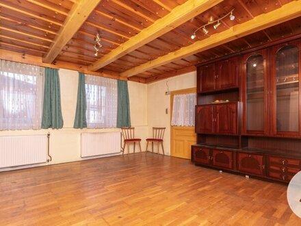 Sanierungsbedürftiges Einfamilienhaus in Hohenau, nähe Bahnhof!