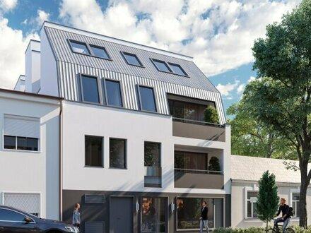 Bauträgerliegenschaft -- Erzielbare gewichtete WNF ca. 477 m² -- Verkauf inklusive Baugenehmigung