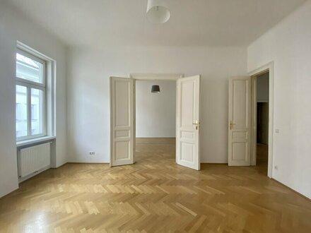 Hübsche 2-Zimmer Wohnung im Altbaustil im 4. Bezirk zu vermieten