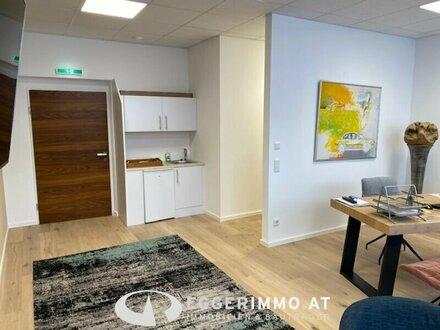 Kaprun: Neubau-Geschäftsfläche mit 59,80 m² bestens geeignet für Büro / Ordination / Kanzlei in Bestlage , Lift und 4 P…
