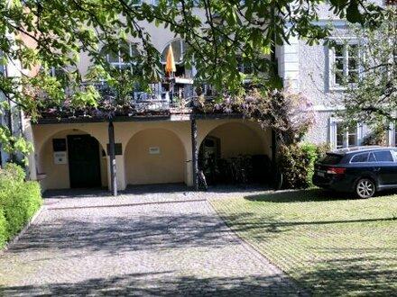Klassisches Atelier oder Büro in der Salzburger Innenstadt