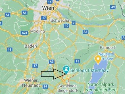 1500m² Wohnfläche und Nutzfläche auf zwei Ebenen in Eisenstadt
