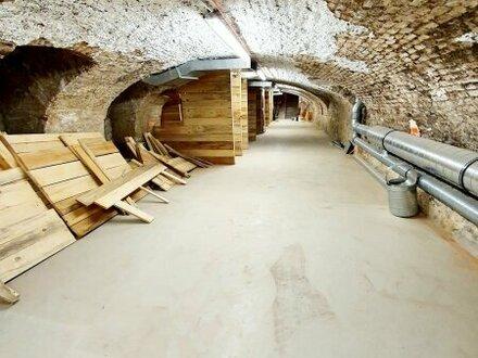Vielfältig nutzbares Lager + Rundum saniertes Gebäude + Ideale Infrastruktur und öffentliche Anbindung!