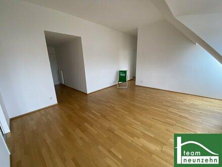 Tolle Lage nähe U4/U6! renovierter Altbau! Helle Dachgeschosswohnung!