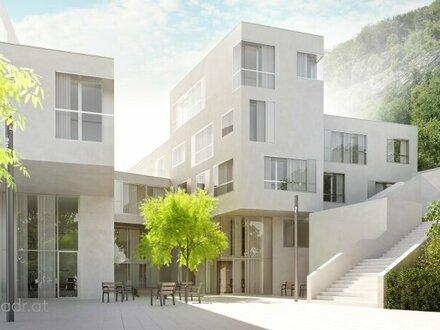 Neubau in der Salzburger Altstadt - exklusiver Wohnkomfort mit privatem Liftzugang
