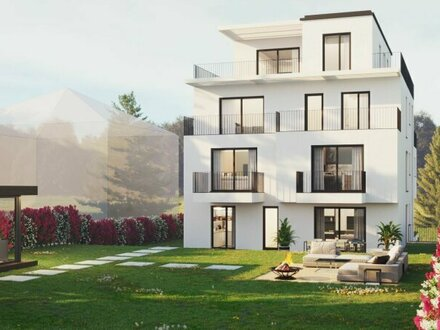 Schlüsselfertiges Neubauprojekt mit 8 Eigentumswohnungen, Nähe Lainzer Tiergarten