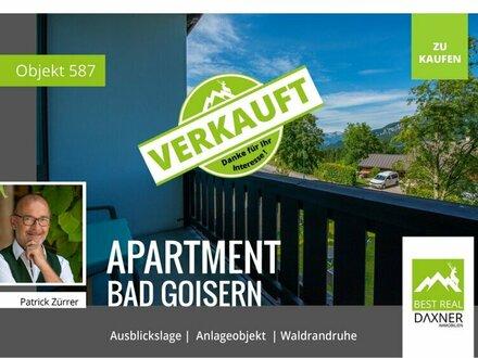 Verkauft! Rundum-sorglos-Paket in Waldrandruhelage von Bad Goisern am Hallstättersee!