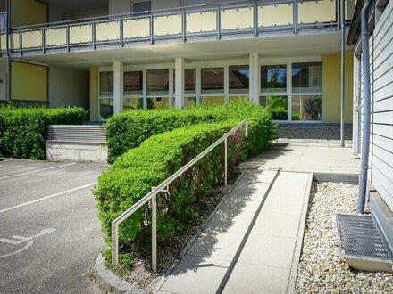 Kapitalanlage Büro/Geschäft in Linz Urfahr + 4 Kfz-Freistellplätze