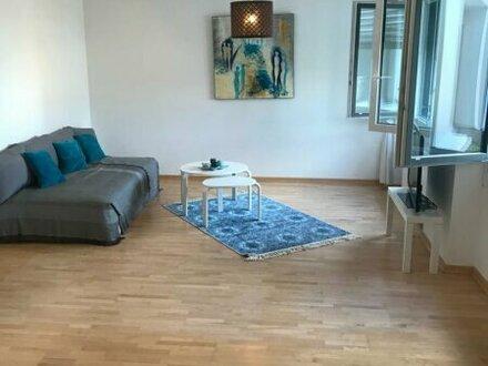 kernsanierte 2-Zimmerwohnung in sehr zentraler Lage von Villach mit Loggia