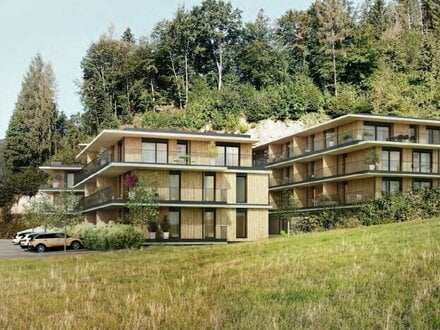 """""""Hier wohne ich - hier bin ich Mensch"""" 3-Zimmer-Neubauwohnung in Scheffau"""