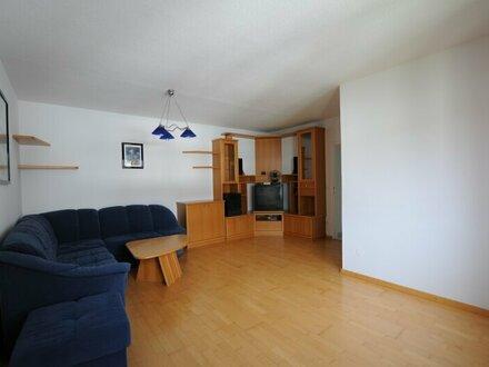 Möblierte Zweizimmerwohnung in ruhiger Lage