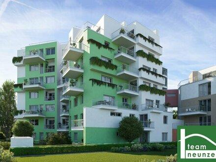 AB SOFORT! FLAIR CITY LIVING! Hochwertige Neubau-Erstbezugswohnungen in ruhiger Lage! große Terrasse!