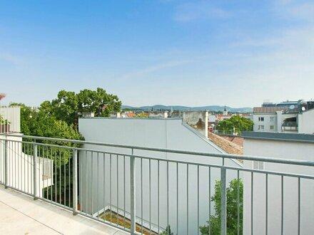 Extravagante DG-Wohnung mit Terrasse beim Kutschkermarkt
