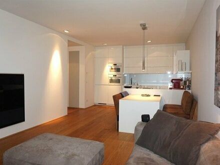 Exklusive 2-Zimmer-Wohnung am Rainberg!