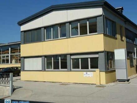 Bürohaus mit Lager im UG in zentraler Lage von Eugendorf