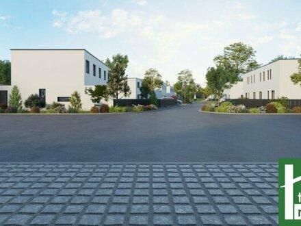 Ein Höchstmaß an Gemütlichkeit kombiniert mit modernem Design – Ziegelmassivhäuser mit tollem Garten – Hochwertige Auss…