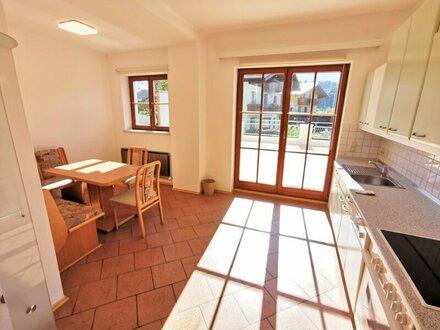 3 Zimmer Wohnung mit großer Terrasse in Goldegg-Weng
