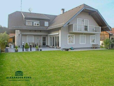 Großzügiges, perfekt ausgestattetes Einfamilienhaus, 35 km nördlich von Salzburg