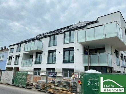 Investment - Hit in Stockerau ! Sommer 2021 ! Tolle 2 Zimmer Wohnung in zentrumsnähe Stockerau mit hochwertiger Ausst…