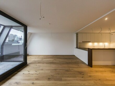 Helle 3-Zimmer Wohnung mit 2 Loggien direkt gegenüber vom Museumsquartier im 6. Bezirk zu vermieten