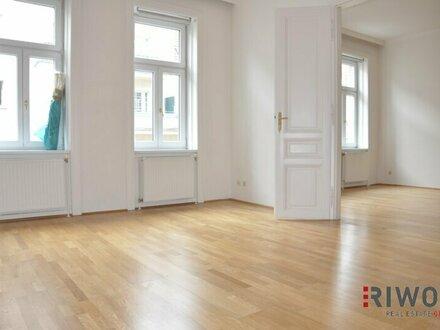 traumhafte, lichtdurchflutete 4 Zimmer- Altbauwohnung bei Gersthof