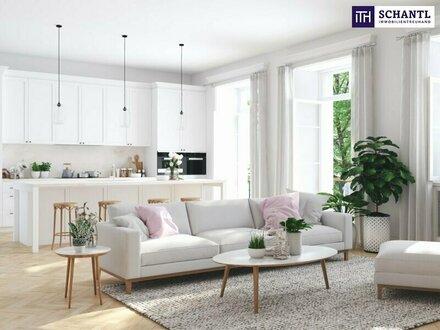 TOP-GELEGENHEIT: Letzte Wohnung im Projekt! Feine 3-Zimmer mit perfektemGrundriss + GARTEN!