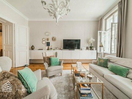Hochwertig möblierte, unbefristete 2-Zimmer Wohnung, Nähe Gartenpalais Liechtenstein