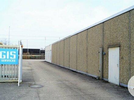 Fertigungs- Produktionshalle