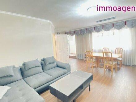 Wundervolle 2 Zimmer- Wohnung + Loggia.Voll Möbliert, nähe U1 U2 Praterstern.