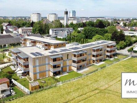 Hygge, gutes Leben - 4 Zimmer Wohnung mit großem Balkon