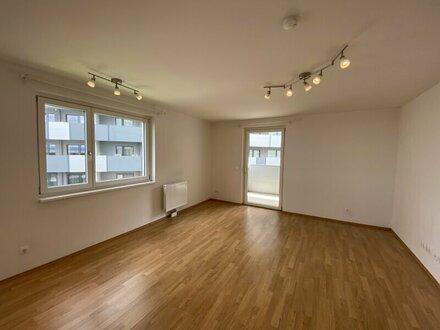 Citygate! Moderne 60 m2 Zwei-Zimmer-Wohnung mit 12 m2 großer Loggia! U1 Aderklaaer Straße zu vermieten!