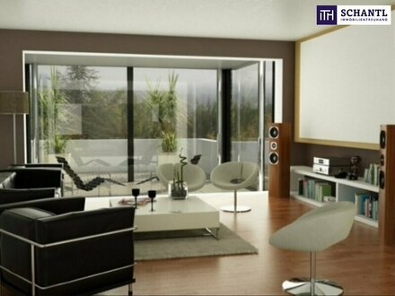 Moderne helle 68m² Neubauwohnug mit 4 Zimmern und einem 12m² großen Balkon - provisionsfrei!