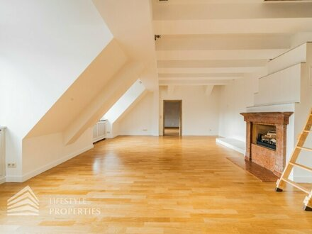 Exquisites 4-Zimmer Penthouse, Nähe Stephansplatz