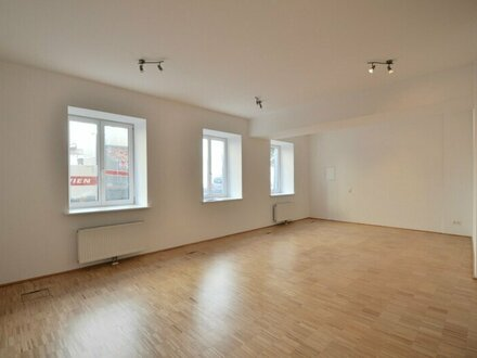 Straßen- und hofseitiges 2-Zimmer-Büro/Ordination in Toplage zum Verkauf!