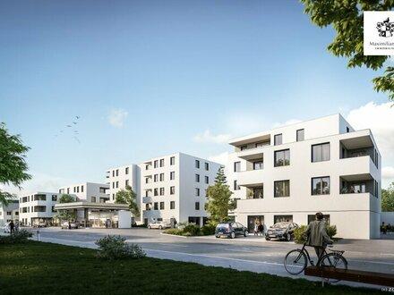 Mühlwang Appartements - helle 73 m² Gartenwohnung mit Parkplatz H1 Top 2