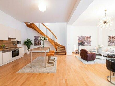 helle und moderne Hietzinger Wohnung mit Terrasse