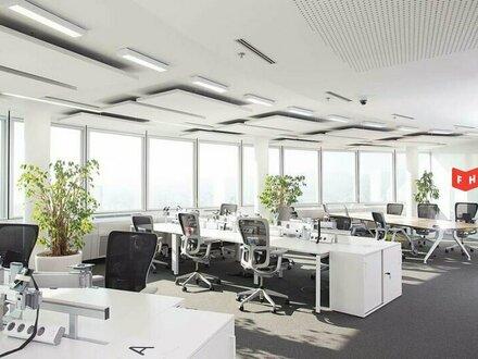 Büros im Millenium Tower