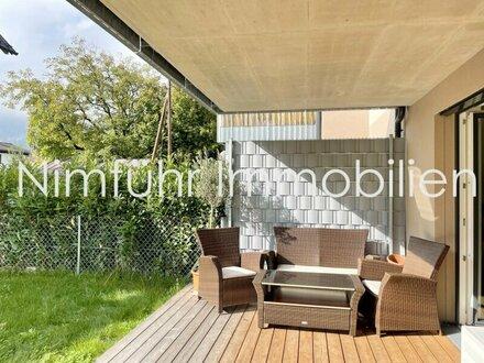 Exklusive 2-Zimmer-Gartenwohnung in Sonnen-Ruhelage in Grödig