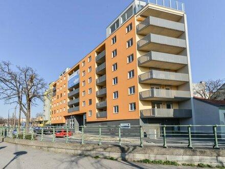 Helle 2-Zimmer-Wohnung mit Loggia und Westblick! direkt bei U4+U6 Station Längenfeldgasse - ab JETZT