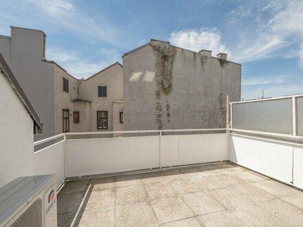 ++NEU++ Perfekt für Anleger: 1-Zimmer ERSTBEZUG mit getrennter Küche und ca. 9m² Terrasse!