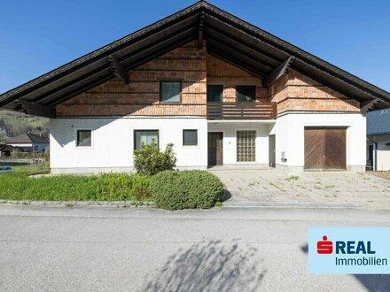 Sonntagsberg - großzügiges Haus sucht handwerklich geschickte Eigentümer!