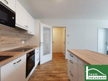 !! Großartiger Wohntraum mit Balkon !! Hochwertige Ausstattung + geschmackvolle Möblierung + Garagenplatz