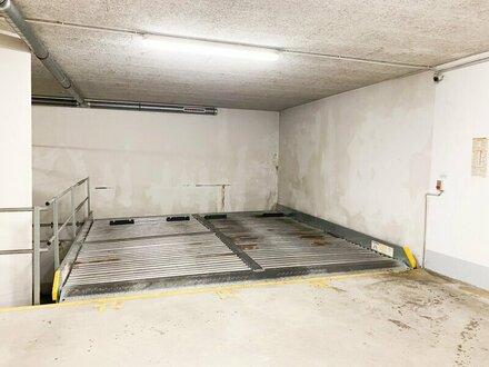 Garagenplatz zur MIETE in der Mollardgasse 4, 1060 Wien, LETZTER STELLPLATZ! ⫸ Immobilienquartier